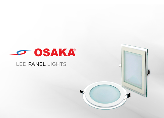 Led Ceiling Light Round Osaka